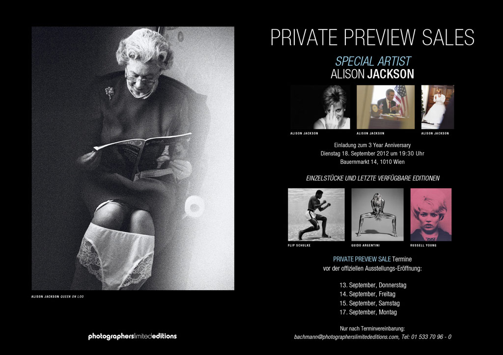 PRIVATE PREVIEW SALES